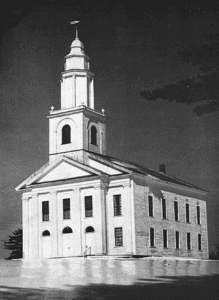 The White Church of Blandford