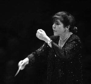 Eve Queler and the 26th Annual Bel Canto Opera